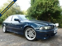 2003 BMW 5 SERIES 3.0 530I AEGEAN EDITION 4d 228 BHP