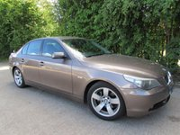 2004 BMW 5 SERIES 3.0 530I SE 4d 228 BHP £3995.00