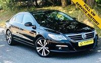 2011 VOLKSWAGEN PASSAT 2.0 CC GT TDI BLUEMOTION TECHNOLOGY DSG 4d AUTO 168 BHP £9295.00