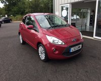 USED 2013 13 FORD KA 1.2 ZETEC THIS VEHICLE IS AT SITE 2 - TO VIEW CALL US ON 01903 323333