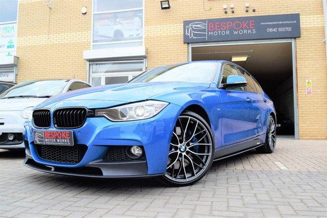 2014 14 BMW 3 SERIES 335I 3.0 TWIN TURBO M SPORT SALOON AUTOMATIC