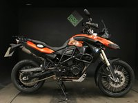 USED 2011 61 BMW F 800 GS 2011. FSH. 31K. AKRAPOVIC EXHAUST + EXTRAS. 2 OWNERS.
