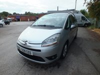 USED 2010 10 CITROEN C4 GRAND PICASSO 1.6 VTR PLUS HDI 5d 107 BHP