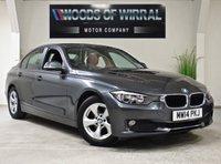 2014 BMW 3 SERIES 2.0 320D EFFICIENTDYNAMICS [BUSINESS MEDIA] 4d 161 BHP £10980.00