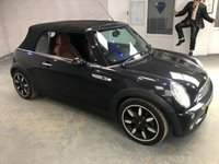 2008 MINI CONVERTIBLE 1.6 COOPER SIDEWALK 2d 114 BHP £4295.00