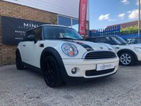 USED 2010 59 MINI HATCH ONE 1.4 ONE 3d 94 BHP WE SPECIALISE IN MINI'S