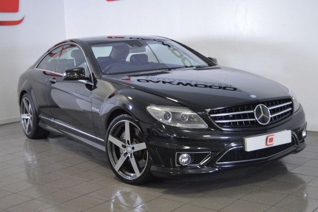 View our MERCEDES-BENZ CL 63 AMG