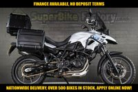 USED 2014 14 BMW F700GS  GOOD & BAD CREDIT ACCEPTED, OVER 500+ BIKES IN STOCK
