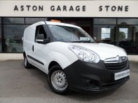 USED 2015 65 VAUXHALL COMBO VAN 1.2 2000 L1H1 CDTI  90 BHP **1 OWNER * S/HISTORY** ** SERVICE HISTORY * 1 OWNER **