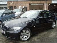 2008 BMW 3 SERIES 2.0 318I EDITION SE 4d 141 BHP £3795.00