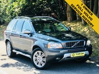 USED 2008 08 VOLVO XC90 2.4 D5 EXECUTIVE 5d AUTO 183 BHP ANY INSPECTION WELCOME ---- ALWAYS SERVICED ON TIME EVERY TIME AND SERVICED MAINLY BY SAME DEALERSHIP THROUGHOUT ITS LIFE,NO EXPENSE SPARED, KEPT TO A VERY HIGH STANDARD THROUGHOUT ITS LIFE, A REAL TRIBUTE TO ITS PREVIOUS OWNER, LOOKS AND DRIVES REALLY NICE IMMACULATE CONDITION THROUGHOUT, MUST BE SEEN FOR THE PRICE BARGAIN BE QUICK, 6 MONTHS WARRANTY AVAILABLE,DEALER FACILITIES,WARRANTY,FINANCE,PART EX,FIRST TO SEE WILL BUY BARGAIN