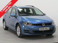 USED 2015 15 VOLKSWAGEN GOLF 1.4 SE TSI BLUEMOTION TECHNOLOGY DSG 5d AUTO 120 BHP 1 Owner, Full Service History, serviced in May 2016 at 18,254 miles, April 2017 at 33,025 miles and July 2018 at 39,706 miles. MOT until 9th April 2018 .£30 Road Fund Licence, Heated Seats, Auto Headlights, Parking Sensors, Bluetooth, Air Conditioning, Alloys, 2 Keys. Free RAC Warranty and Free RAC Breakdown Cover. Nationwide Delivery Available. Finance Available at 9.9% APR Representative.