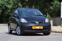 2006 TOYOTA AYGO 1.0 BLACK VVT-I 5d 69 BHP £2490.00