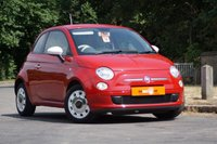 2014 FIAT 500 1.2 COLOUR THERAPY 3d 69 BHP £5666.00