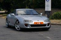 2001 TOYOTA SUPRA 3.0 SZ - IMPORT 2d 223 BHP £POA
