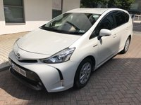 USED 2015 65 TOYOTA PRIUS PLUS 1.8 ICON 5d AUTO 98 BHP