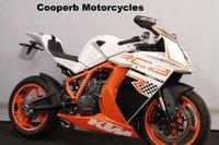 2013 KTM RC8 R 1190  £10499.00