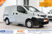 2015 NISSAN NV200 1.5 DCI ACENTA 90 BHP *FINISHED IN STUNNING SILVER* £7995.00