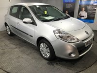 USED 2010 10 RENAULT CLIO 1.1 I-MUSIC 16V 5d 74 BHP Bluetooth : Cloth upholstery : Climate Control/Air-Conditioning  :   Isofix fittings   :   Full service and MOT when sold