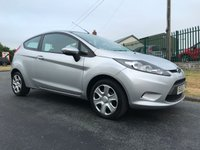 2009 FORD FIESTA 1.2 STYLE 3 DOOR LOW MILES VERY CLEAN CAR COMES FULLY SERVICED £4295.00