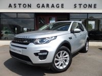 2015 LAND ROVER DISCOVERY SPORT 2.2 SD4 SE TECH AUTO 190 BHP **7 SEATER * NAV * LEATHER** £22988.00