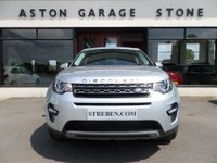 USED 2015 15 LAND ROVER DISCOVERY SPORT 2.2 SD4 SE TECH AUTO 190 BHP **7 SEATER * NAV * LEATHER** ** CAMERA * 7 SEATS * LEATHER * NAV **