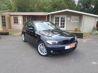 2008 BMW 1 SERIES 2.0 120I M SPORT 3d 168 BHP £4595.00