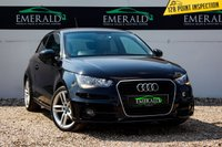 USED 2012 61 AUDI A1 1.6 TDI S LINE 3d 103 BHP £0 DEPOSIT FINANCE AVAILABLE, AIR CONDITIONING, AUDI MULTIMEDIA, BLUETOOTH CONNECTIVITY, CLIMATE CONTROL, FULL S LINE LEATHER UPHOLSTERY, START/STOP SYSTEM, STEERING WHEEL CONTROLS, VOICE ACTIVATED CONTROLS