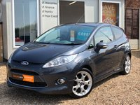 USED 2008 58 FORD FIESTA 1.6 ZETEC S 3dr 118 BHP ++ FULL LEATHER THE BEST COLOUR ++ FULL LEATHER ++ 2 KEYS ++ PREMIUM WARRANTY