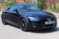 2012 AUDI TT 1.8 TFSI SPORT 2d 158 BHP £10995.00