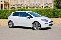 USED 2013 63 FIAT PUNTO 1.4 GBT 3d 77 BHP