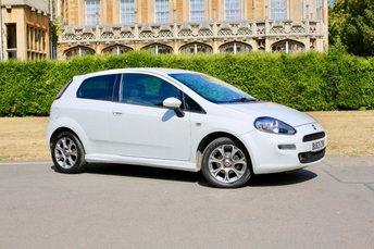 2013 FIAT PUNTO 1.4 GBT 3d 77 BHP £4490.00