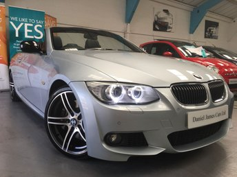 2012 BMW 3 SERIES 3.0 335I SPORT PLUS EDITION 2d AUTO 302 BHP £13990.00