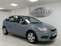 USED 2008 08 FORD FOCUS 1.8 STYLE 5d 125 BHP FULL SERVICE HISTORY, MOT 4.2.19, IDEAL FIRST CAR