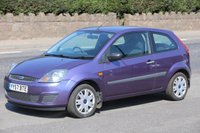 2007 FORD FIESTA 1.2 STYLE 16V 3d 78 BHP £2795.00