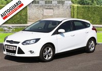 USED 2011 61 FORD FOCUS 1.6 ZETEC 5d 104 BHP buy me from only £36 per week!