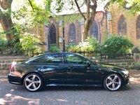 2015 AUDI A6 2.0 TDI ULTRA S LINE BLACK EDITION 4d 188 BHP £17495.00