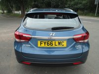 USED 2016 66 HYUNDAI I40 1.7 CRDI S BLUE DRIVE 5d 114 BHP BLUETOOTH INTERFACE