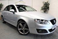 2010 SEAT EXEO 2.0 SPORT TECH CR TDI 4d 141 BHP £6250.00