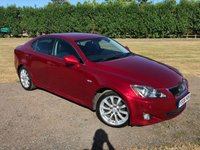 2006 LEXUS IS 2.5 250 SE-L 4d 204 BHP Full Service History Mint Example £5649.00