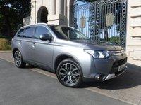 2015 MITSUBISHI OUTLANDER 2.3 DI-D GX 3 5d AUTO 147 BHP £14995.00