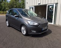 USED 2015 65 FORD C-MAX 1.0 TITANIUM ECOBOOST 125 BHP THIS VEHICLE IS AT SITE 2 - TO VIEW CALL US ON 01903 323333