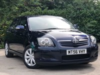 USED 2006 56 TOYOTA AVENSIS 1.8 T2 COLOUR COLLECTION VVT-I 5d 128 BHP