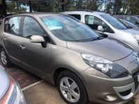 USED 2010 10 RENAULT SCENIC 1.9 DYNAMIQUE TOMTOM DCI 5d 129 BHP ONLY 51K MILES, SERVICE HISTORY