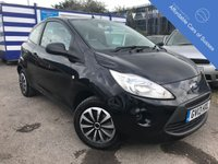 USED 2013 13 FORD KA 1.2 STUDIO 3d 69 BHP Clean One Lady Owner Example
