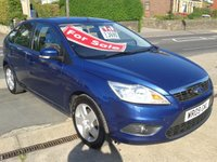 2009 FORD FOCUS 1.6 STYLE 5d 100 BHP £3675.00