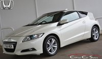 2011 HONDA CR-Z 1.5 i-VTEC IMA GT 3 DOOR 6-SPEED 114 BHP £7990.00
