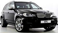 """USED 2013 13 BMW X5 3.0 M50d M Performance 4x4 (s/s) 5dr Media Pk, Reverse Cam, 20""""s ++"""