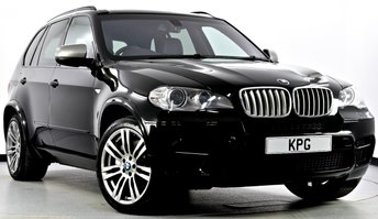 2013 BMW X5 3.0 M50d M Performance 4x4 (s/s) 5dr £23995.00