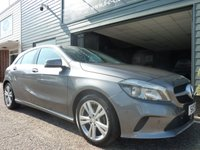 2017 MERCEDES-BENZ A CLASS 1.5 A 180 D SPORT EXECUTIVE 5d 107 BHP £15995.00
